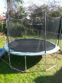 Trampoline with safty net Baltimore, 21224