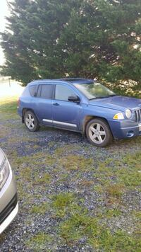 Light blue 2007 jeep compass millage 122779 Grottoes, 24441
