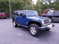 2010 Jeep Wrangler Unlimited 4WD 4dr Sahara 6 Speed! Saratoga Springs