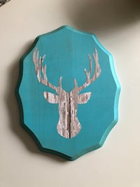 Wall Decor Deer Antler  Toronto, M4P 1N7