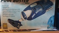 Pool Buster Max Cleaner