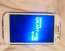 Samsung grand duos mobile for sale.