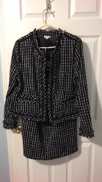 Fall/winter suit-  black/cream Greeneville, 37745