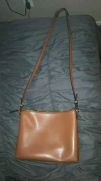 brown leather crossbody bag screenshot Houston, 77060