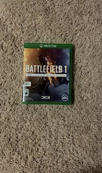 Battle field 1 Xbox one with starter pack Brentwood, 37027