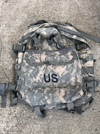 ACU Army backpack  Concord, 94521