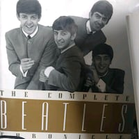 Rolling Stone and Beatles Books (photos of their concerts and tours)
