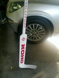 Koho Revolution goalie stick Golden