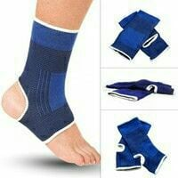 2pcs Elastic Ankle Support Brace Compression Wrap Pittsford, 14534