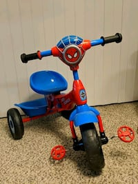 Huffy Marvel Spider-Man Blue Tricycle Rockville, 20850