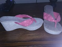Jelly pop wedges Taylors