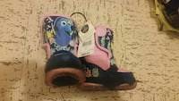 Girls boots size 6 and size 7
