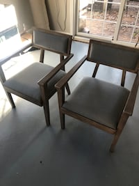 2 accent chairs  Charlotte, 28210