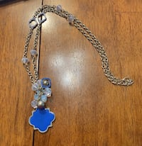Long Statment Necklace