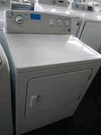 New scratch and dent electric dryer Baltimore, 21223