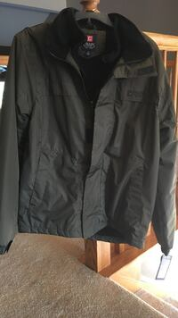 Men's small chaps brand coat new with tags