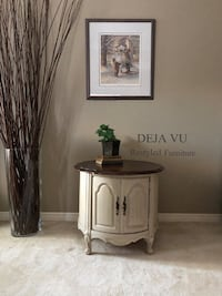 French Provincial Barrel Table Toronto
