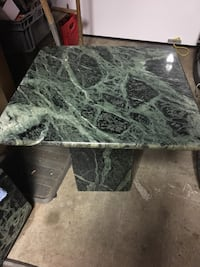 Small marble table  Pickering, L1V