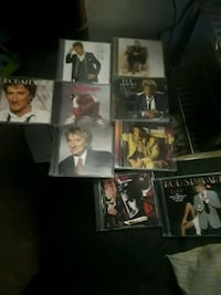 11 ROD STEWART CD including his hits Knoxville, 37924