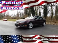 Ford Fusion 2011 BAD CREDIT? DON'T SWEAT IT! Baltimore