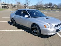 Subaru Impreza WRX Turbo Bugeye 2002 Bridgeport