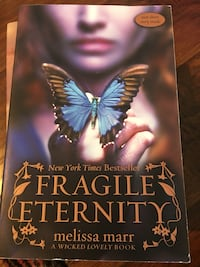Fragile Eternity by Melissa Marr  Toronto, M8V