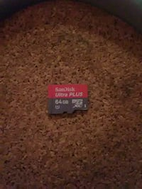 Cheap! 64GB SD Card for sell or trade  Cowpens, 29330