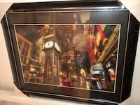 """Brand new framed art w/glass . Size is 18x22"""" overall. Pu in MISSION , hwy11/hwy7  Mission, V2V 1C5"""