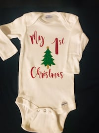 Personalize your babies onesies/shirts San Juan, 78589