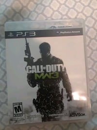Call of Duty MW3 PS3 game case North Hollywood, 91606