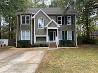HOUSE For Rent 3BR 2.5BA just 10 min to downtown Raleigh Garner