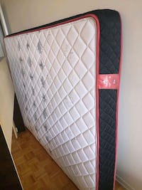 Queen size mattress barely used