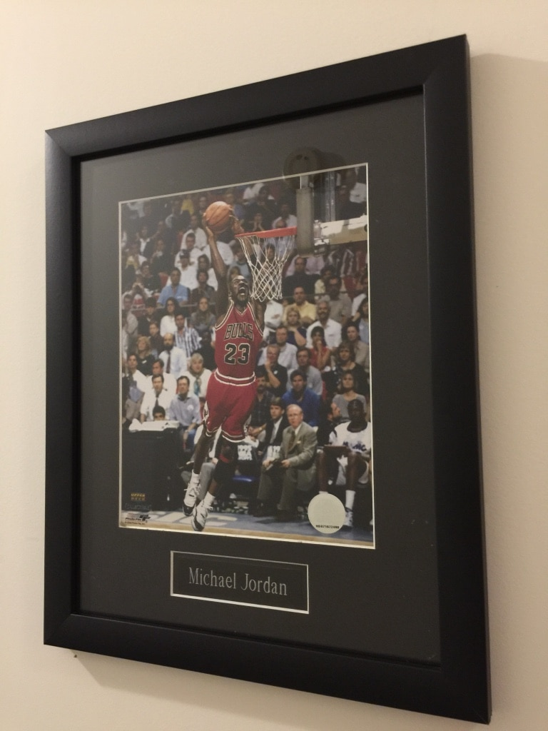 Photo Pictures Michael Jordan Tiger Woods wall art painting basketball golf