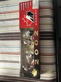 McFarlane 2002 Team Canada Olympic Figures (4) Vaughan, L6A 3T2