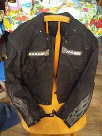 black and yellow full zip jacket Edmonton, T6B 0S3