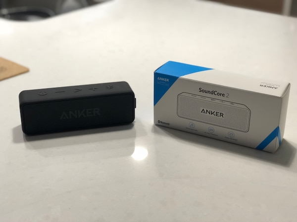Anker SoundCore 2 Wireless Speaker