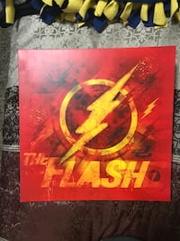 The Flash Justice League Canvas Wall Hanging Sioux Falls, 57108