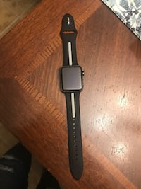 Need help finding the previous owner of apple watch with black sports band Bradenton
