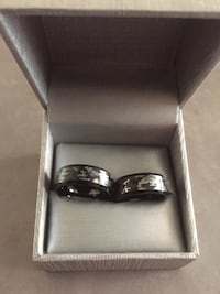 CAMO Rings•••BOTH FOR $90 Edmonton, T6L 1Z3