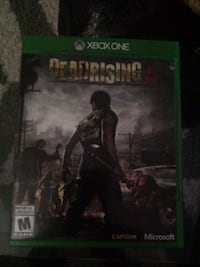 Deadrising 3 Xbox One game case Oshawa, L1G 5T5