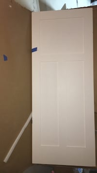 "Interior solid wood door 32"" x 80"" Hammond, 46327"