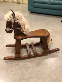 Wooden Rocking Horse Beaconsfield, H9W