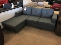 Grey Fabric Sectional  Phoenix, 85018