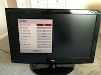 LG 37 inch TV with wall mount Bethesda, 20817