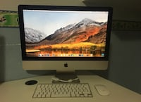 iMac argento con Apple Magic Keyboard e Magic Mouse Terni, 05100