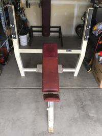 Incline Bench Chicago, 60605