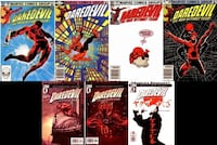 Comic books.  Mint condition. Daredevils. London, N5Z 4R5
