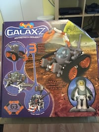 Galax-Z Astrotech Rover