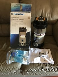 Hayward CL220 Off-Line Automatic Pool/Spa Chlorine Feeder St Thomas, N5R 6M6