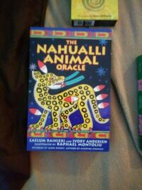 The nahualli animal oracle divination cards Hazelwood, 63042
